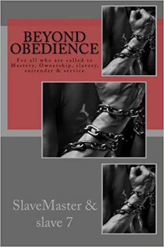 Book cover of Beyond Obedience, a Master/slave book