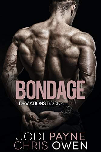 Book cover for Bondage