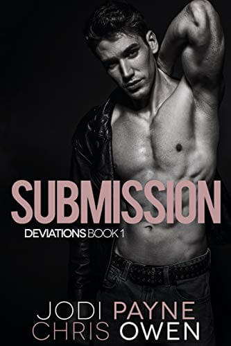 Submission Book cover - BDSM and Master/slave fiction