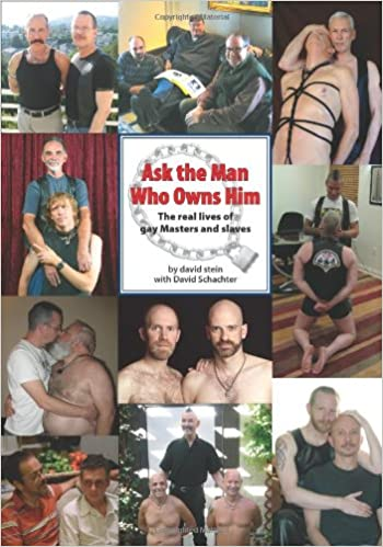 Book cover of the Master/slave BDSM book: Ask the Man who owns him