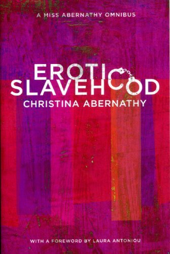 Erotic slavehood book cover