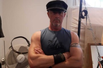 Master Gary - for the BDSM podcast showcasing interview real life Master/slaves