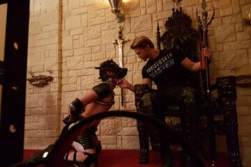 BDSM Dan and his husband/sub