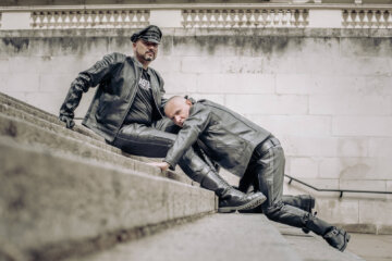 English Leather Master and his boi!